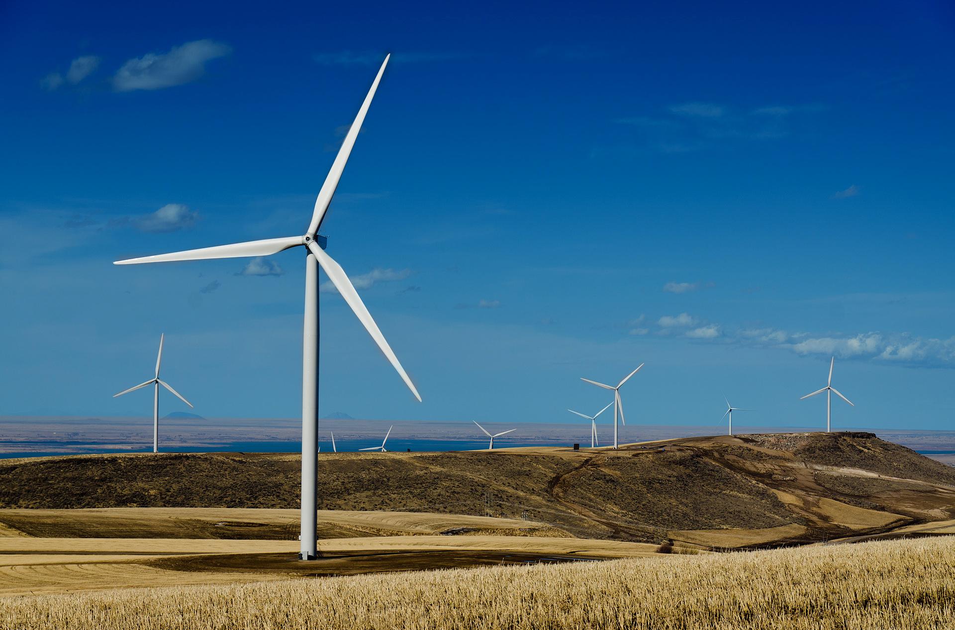 Windkraftanlage von Nordex SE